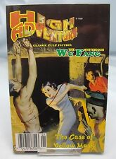 HIGH ADVENTURE MYSTERIOUS WU FANG VINTAGE 1930s PULP FICTION WHIPPING GIRL 1998*