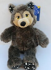 "Build a Bear werewolf stuffed doll new plush stuffed 17"" green halloween"