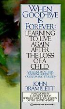 When Good-bye Is Forever-ExLibrary
