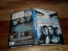 Soul Survivors (DVD, 2002, Never-Before-Seen Killer Cut) WITH INSERT