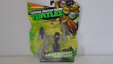 Nickelodeon TMNT Karai Serpent Action Figure Splinters Daughter Ninja Turtles