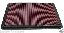 33-2164 K&N SPORTS AIR FILTER TO FIT SHOGUN 3.8i, 3.2/3.5D 2001 - 2011