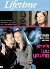 Shes Too Young DVD***NEW***