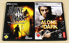 2 PC SPIELE SAMMLUNG ALONE IN THE DARK 4 5 INFERNO NEW NIGHTMARE HORROR SHOOTER