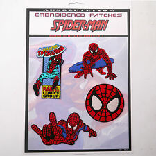 AMAZING SPIDER-MAN Marvel Superhero Iron-On Patch Mega Set #078