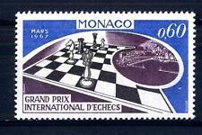 MONACO - 1967 - Gran Premio internazionale di scacchi