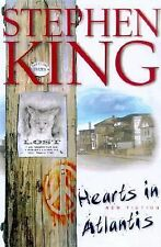 Hearts in Atlantis by Stephen King (1999, Hardcover) Free Shipping