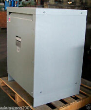 Federal Pacific 30kva transformer 480v-240v/120v 3 PHASE DELTA WYE 460v 230v EE