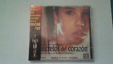 "ORIGINAL SOUNDTRACK ""SECRETOS DEL CORAZON"" CD BINGEN MENDIZABAL 23 TRACKS"