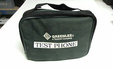Greenlee Test Phone w/ Case AT&T Phone #210 .. WP-0010