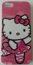 New Ballerina Hello Kitty Hard Cover Case for iPhone 5