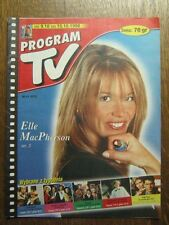 PROGRAM TV 41 (9/10/98) ELLE MACPHERSON PIERRE RICHARD