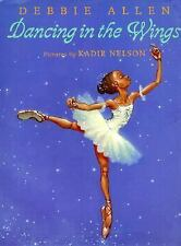 NEW Dancing in the Wings by Debbie Allen Hardcover Book, Dust Jacket, Free Ship