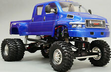 Axial SCX10 1/10th RC Truck  GMC TOP KICK DUALLY  4WD 1.9 Rock Crawler