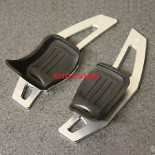 Aluminum Metal Paddle Shift Extensions DSG VW Golf 5 MK5 6 MK6 GTI R32 R P1as