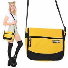 Vtg 90s SPORTY Rave Club-Kid Cyber Techno Crossbody Messenger Bag Purse Satchel