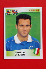 Panini EURO 96 N. 248 ITALIA DI LIVIO New With BLACK back TOPMINT!!