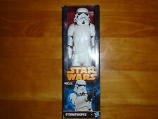 "2014 Hasbro Star Wars Stormtrooper 12"" Action Figure - NEW."