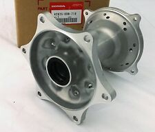 CR125 R CR250 R CRF250 R X CRF450 R X New Genuine Honda Rear Wheel Hub