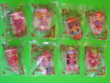 2008 McDonalds - Strawberry Shortcake - set of 8 *MIP* (dated 2007)