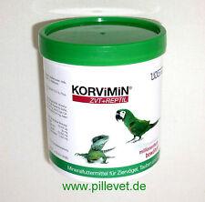 Korvimin ZVT Vitamine Vögel,Reptilien 1000g
