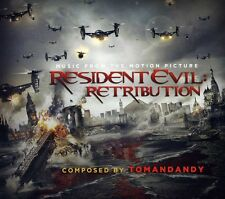 Resident Evil: Retribution - Various Artists (CD Used Very Good)