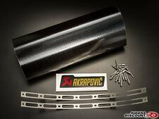 Akrapovic Repair Kit For Oval Muffler Sleeve Carbon For Yamaha YZF-R1 2007-2008