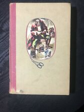 Gulliver's Travels by Jonathan Swift, Illustrated Jr Library Ed, 1947 - Hardback
