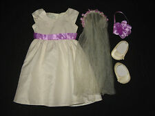 Genuine American Girl Doll Clothes Fancy Occassion Dress