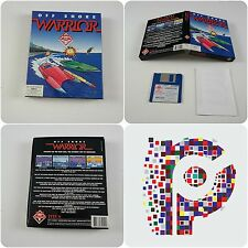 Off Shore Warrior A Titus Game  for the Commodore Amiga tested & working