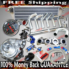 Turbo Kits T3 Turbo for VW 90-92 Golf/Jetta/Passat 1.8L 2.0L I4 16V DOHC only