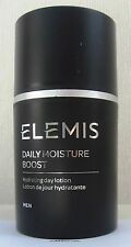 Elemis For Men Daily Moisture Boost - 50ml - New - Boxed