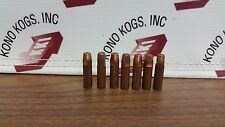 Lot of 7 NOS Bernard .035 Contact Tips (3514570)