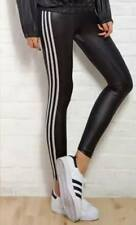 Adidas Original Girl, Women Sports Fitness Trousers TRF Wetlook Shiny leggings