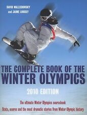 The Complete Book of the Winter Olympics: 2010 Edition (Complete Book of the Oly
