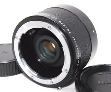 [Excellent+++] Nikon Teleconverter TC-200 2x Lens from JAPAN