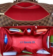 Bag Organizer Base Shaper Internal for SPEEDY 25 TOTALLY MM Hamstead PM in RED