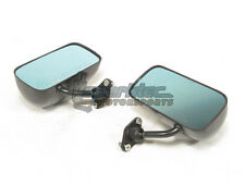APR Performance Formula GT3 Carbon Fiber Side Mirrors w/ Blue Tint Universal NEW