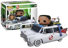 Ghostbusters Ecto-1 With Winston Funko Pop! Licensed Vinyl Figure