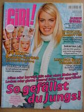 BRAVO GIRL 25 - 29.11. 2006 Mode Beauty Romantik Raphael Vogt + A4 Poster Liebe