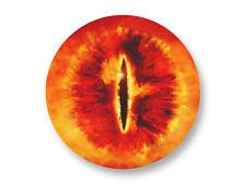"""Pin Button Badge Ø25mm 1"""" Le Seigneur Des Anneaux Oeil de Sauron"""