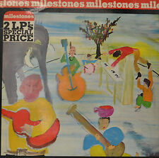 "THE BAND - MILESTONES  12"" 2 LP (M509)"