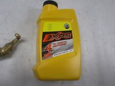 BRP XPS 4 Stroke Full Synthetic Oil 1 Quart Ski-Doo Can-Am 293600112