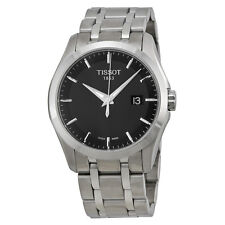 Tissot Couturier Stainless Steel Mens Watch T035.410.11.051.00