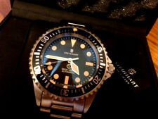 ***STEINHART OCEAN 1 OVM 1.0 RARE 1st GENERATION!! Swiss ETA 2824-2 Mens watch**