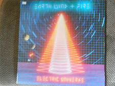 EARTH WIND AND FIRE ELECTRIC UNIVERSE LP
