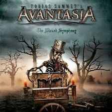 "AVANTASIA ""THE WICKED SYMPHONY"" CD NEU"