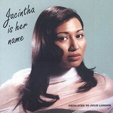 Jacintha Is Her Name, Jacintha, Good Hybrid SACD - DSD