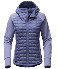 NWT The North Face Women's Endeavor Thermoball Jacket Blue sz Large $160
