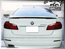BMW F10 11-15 Carbon Fiber Performance Trunk Spoiler Lip 520i 528i 535i 550i M3